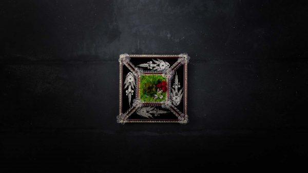 Cornice in vetro di Murano - Academia