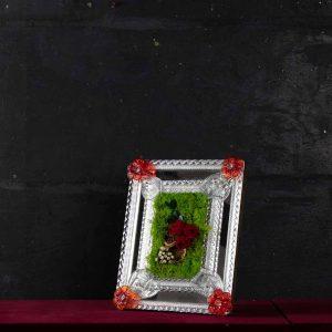 Cornice in vetro di Murano - Michiel