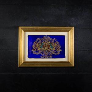 Quadro in vetro di Murano - Pisani