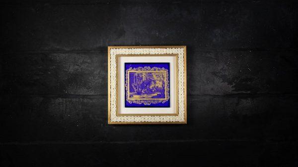 Quadro in vetro di Murano - Rezzonico