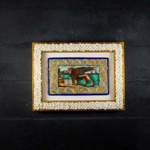 Quadro in vetro di Murano - Soranzo