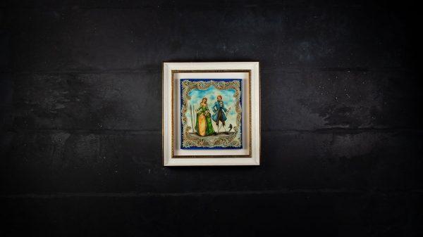Quadro in vetro di Murano - Zanè