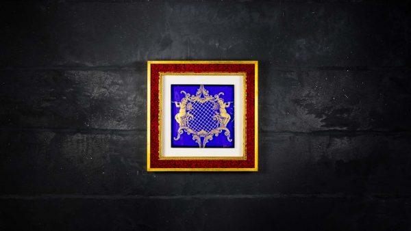 Quadro in vetro di Murano - Zorzi