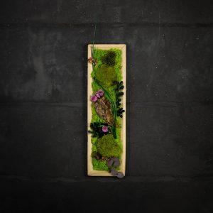 Quadro vegetale stabilizzato Myrica