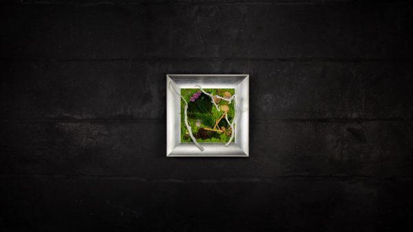 Quadro vegetale stabilizzato Myrtus